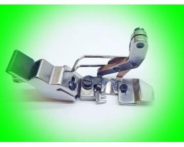 Лапка 208525 на 4-х ниточный оверлок для настрачивания резинки с растяжением, серия K