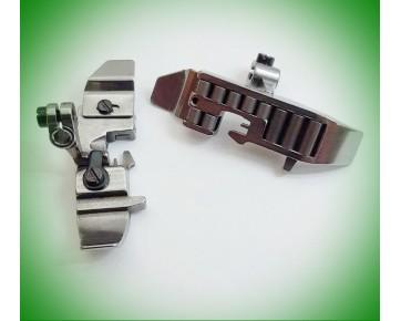 Лапка-ролик P253E-4R на оверлок для тяжелых материалов и кожи