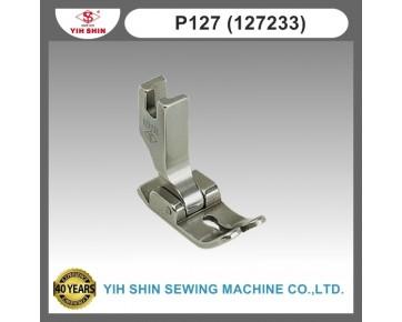 Лапка P127 стандартная широкая для тяжелых материалов, YS