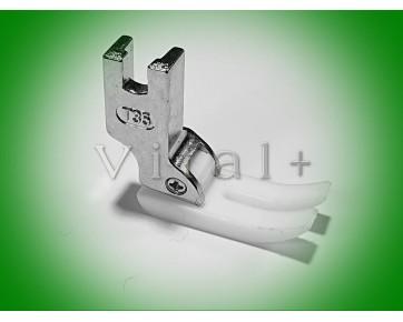 Лапка T35W стандартная тефлоновая 12,5 мм Тайвань