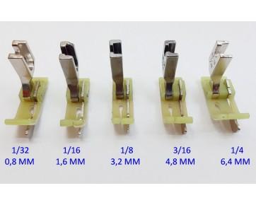 Лапка TSP-18 тефлоновая правая с ограничителем, Китай