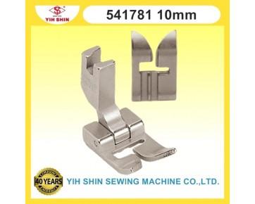 Лапка 541781 зигзаг 10 мм для канта