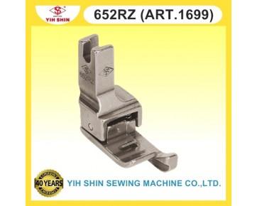 Лапка 652RZ зигзаг с ограничителем 7 мм