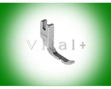 Лапка для молний P301N узкая