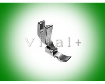 Лапка односторонняя для пришивания молнии левая широкая P36L, Китай