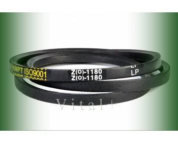 Ремень клиновой Z-1180 (10 х 6 х 1180 мм)