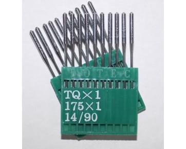 Промышленные швейные иглы TQx1 Dotec для пуговичных полуавтоматов