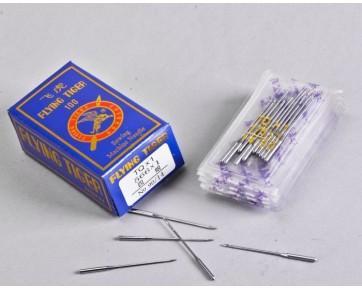 Промышленные швейные иглы TQx1 Flying Tiger для пуговичных швейных машин