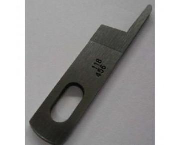 Нож верхний 118-45609 победитовый