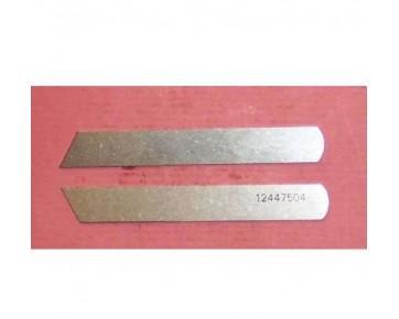 Нож нижний 124-47504
