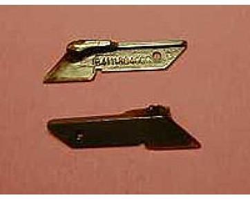 Нож верхний B4111-804-OOA победитовый