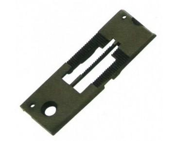 Игольная пластина 144881-0-01 3/8 Тайвань для двухигольной швейной машины BROTHER LT2-835/845