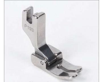 Лапка P193 для молний, ширина лапки 12 мм