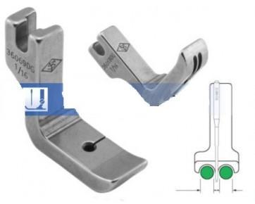 Лапка P69D для вшивания шнура