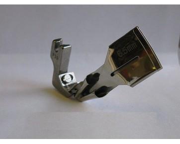 Лапка A21  для настрачивания тесьмы и кедера