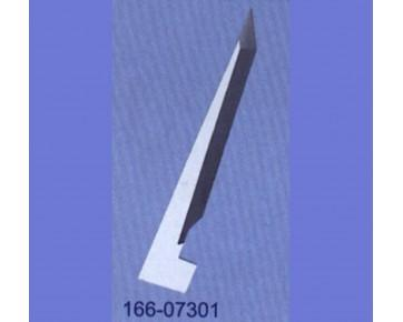 Нож 166-07301-A1
