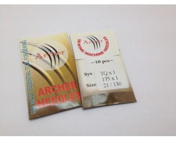 Игла TQx1 Archer для пуговичных швейных машин
